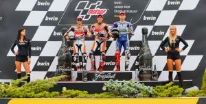 Tiga ksatria MotoGP 2013