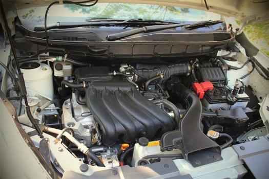 Aplikasi teknologi dual injector dan twin CVT pada mesin HR15DE seperti milik Nissan Juke, selain meningkatkan performa torsi juga membantu efisiensi BBM lebih baik.