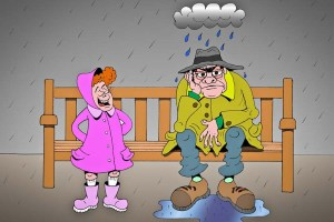 Heavy Rain cartoon 44