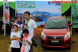 Suzuki Karimun Wagon R hadir dengan 4 tipe pilihan dengan harga antara Rp 80,2 juta hingga Rp 105,7 juta (on the road Jakarta).