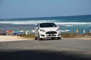 Selama 3 hari 2 malam, Ford Fiesta EcoBoost 1,0L yang sangat menawan menemani perjalanan saya di Pulau Dewata.