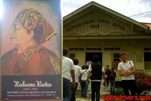 Museum Rohana Kudus, Jurnalis Wanita pertama di Indonesia.