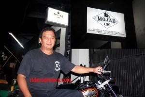 Mojad Inc, Spesialis Modifikasi Motor Jadul
