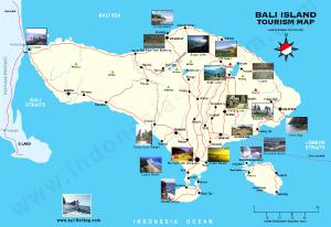 Rute jalur Utara dari Gilimanuk menuju Denpasar relatif lebih sepi, sekaligus lebih menantang. Waspada!