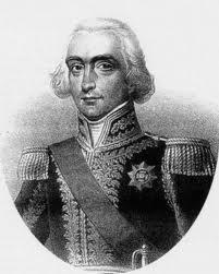 Herman Willem Daendels (1762 - 1818, 55 tahun)