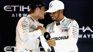 GP F1 Abu Dhabi menjadi saksi bisu keberhasilan Nico Rosberg lepas dari bayang-bayang Lewis Hamilton dan menjadi juara dunia.