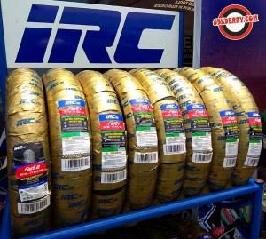 IRC BERENCANA PERKENALKAN BAN MOTORSPORT 250CC TAHUN 2018 DI INDONESIA
