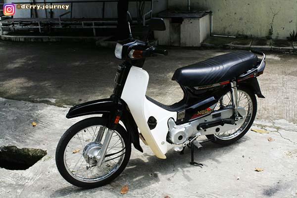 Old Skool Never Dies Honda Astrea Prima 1991