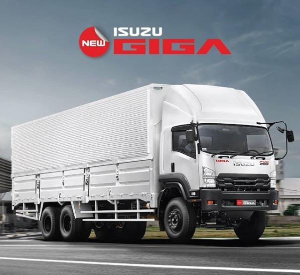430 Modifikasi Mobil Isuzu Giga HD Terbaru